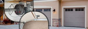 Garage Door Tracks Repair Bedford